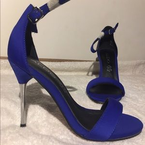 Royal blue Mary Janes !! (brand new)